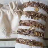 Rendez-vous demain pour les nouvelles pépites de MILË MILA !🌠 #milëmila #milemilaparis #bracelets #braceletsoftheday #instajewel #jewelofinstagram #jewellerylove #bijouxlovers #bijouxfemmes #new #zoshacollection