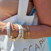Les nouvelles pépites MILË MILA !🤍🤍 #milëmila #milemilaparis #bracelet $bracelets #jonc #braceletjonc #email #musthavejewelry #bijouxcréateur #mode #layering #ideelook #lookdujour #hossegor #zoshacollection